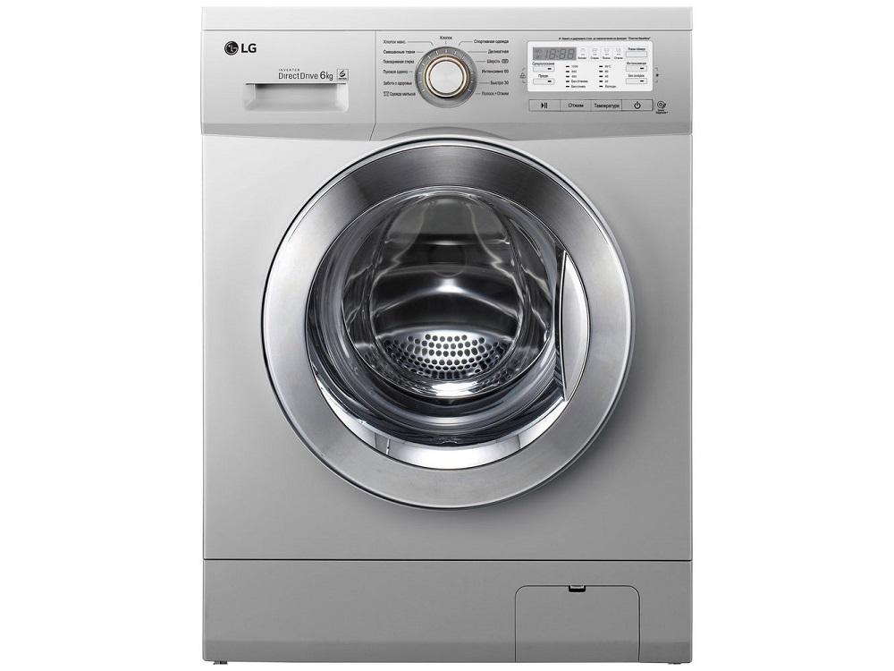 Стиральная машина LG FH0B8ND4 стиральная машина узкая lg f12u1hbs4