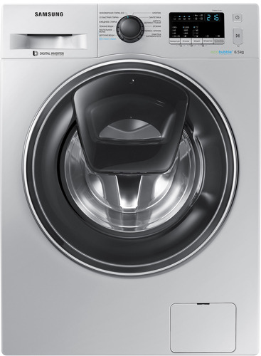 Стиральная машина Samsung WW65K42E00S стиральная машина bomann wa 5716