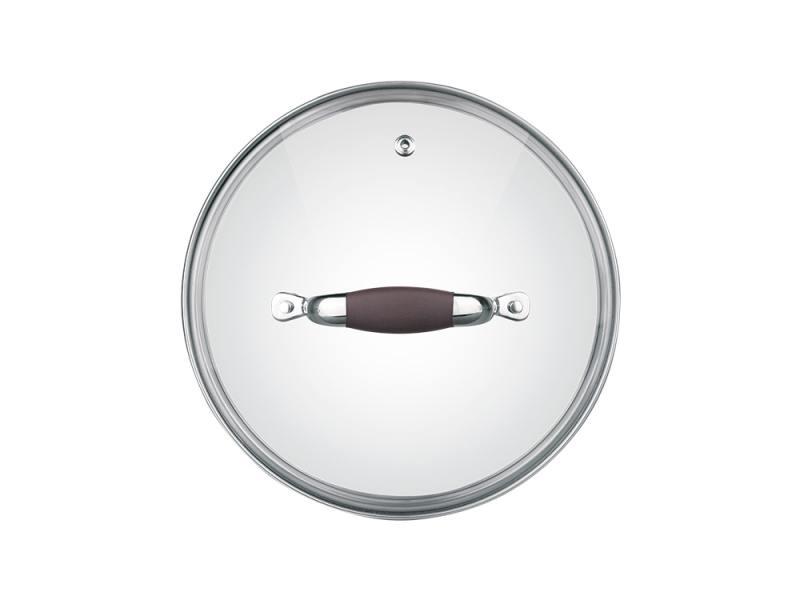 Крышка Rondell RDA-533 24 см стекло