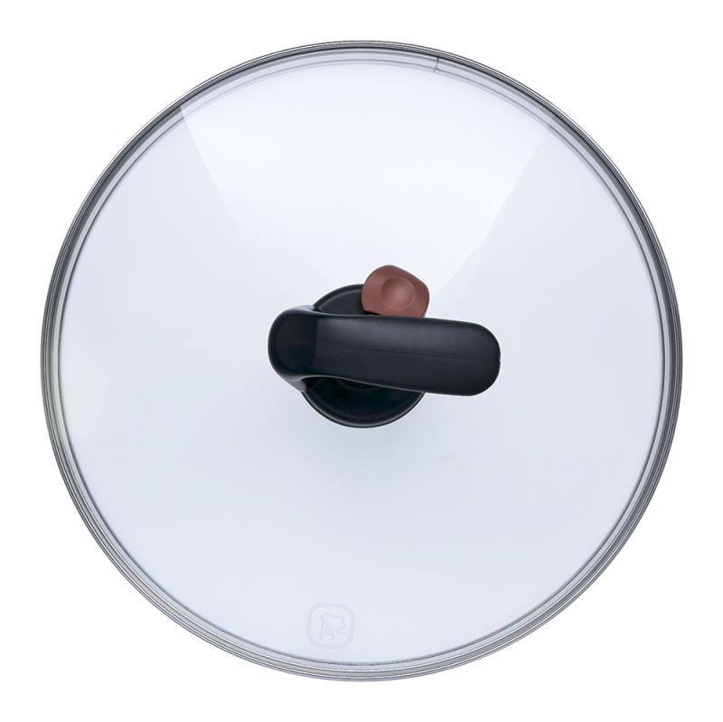 Крышка Rondell TFG-26 26 см стекло