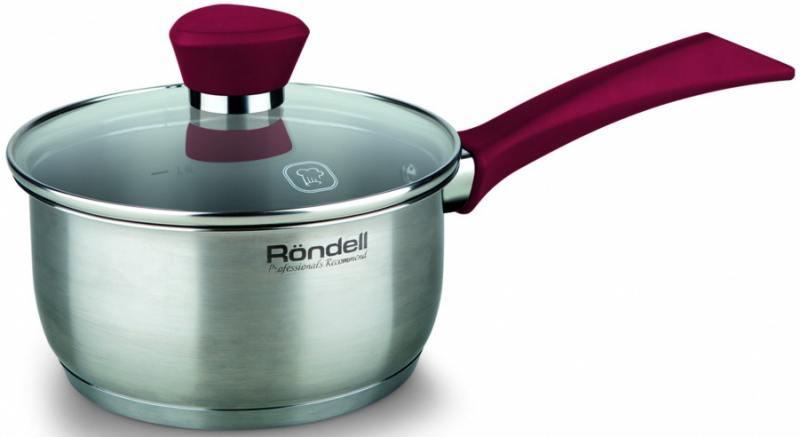 Ковш Rondell Strike 811-RDS 14 см 0.9 л нержавеющая сталь