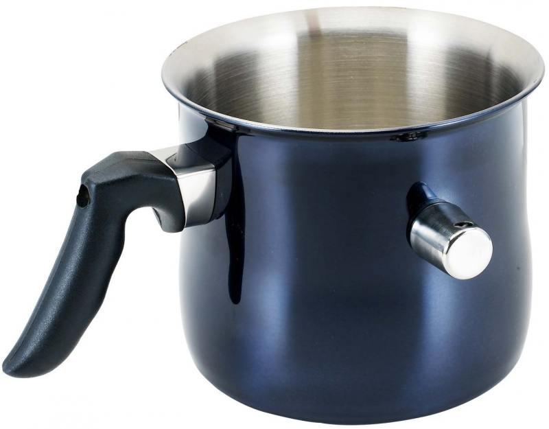 Молоковарка Bekker BK-902 Premium 1.5 л нержавеющая сталь цвет в ассортименте
