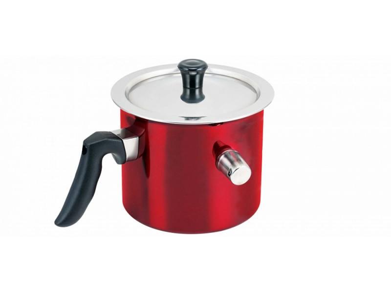 Молоковарка Bekker BK-903 Premium 1.5 л нержавеющая сталь цвет в ассортименте