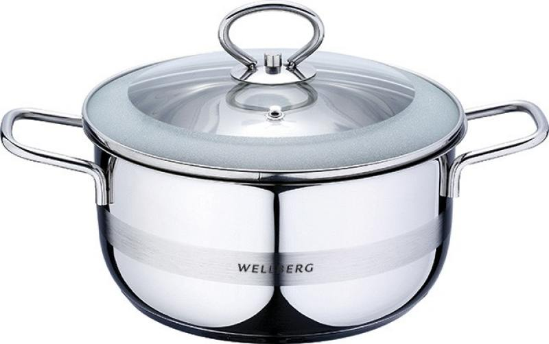 Кастрюля Welberg WB-8042