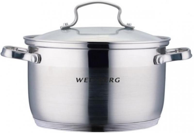 Кастрюля Wellberg WB-02176 wellberg кастрюля wb 1339 im