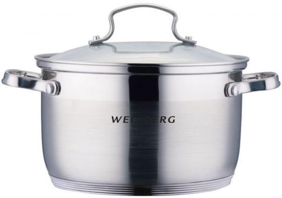 Кастрюля Wellberg WB-02177