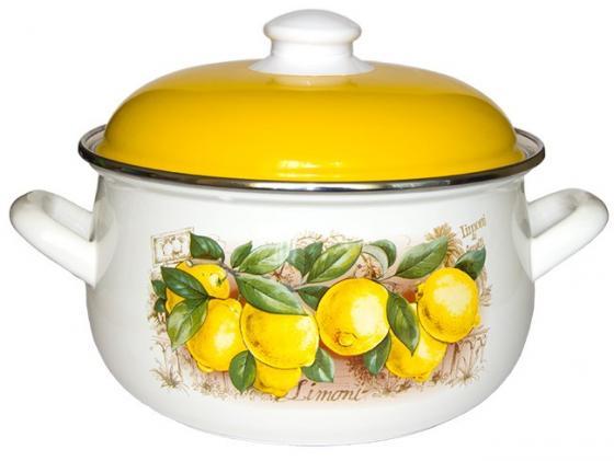Кастрюля Interos 15842 Лимоны 2,1 л