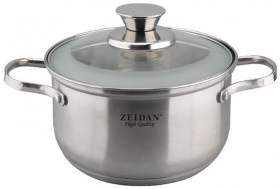 Кастрюля Zeidan Z-50282 2,3 л цена 2017
