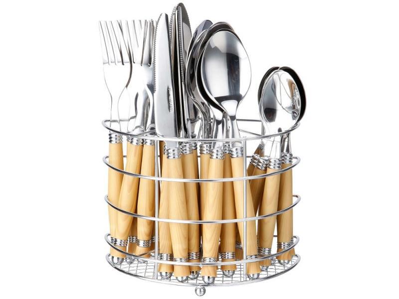 Набор столовых приборов Bekker BK-3305 25 предметов bekker чайный сервиз bekker bk 7145 15 предметов ihygxrd