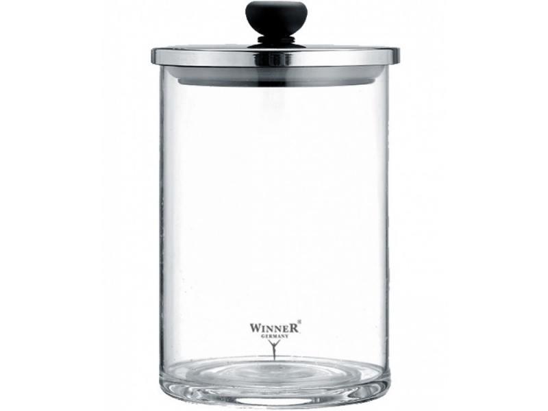 Контейнер Winner WR-6903 0.8л стекло контейнер winner wr 6906 1 4л стекло