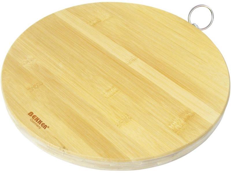 Доска разделочная Bekker BK-9703 30x2 бамбук