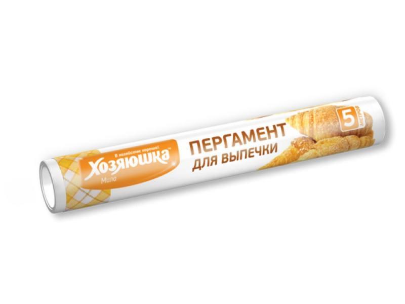 Пергамент пищевой Хозяюшка Мила 09014