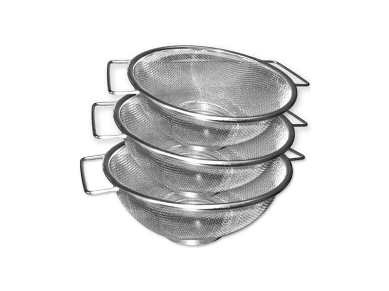 Сито Bekker BK-9223 нержавеющая сталь 3шт