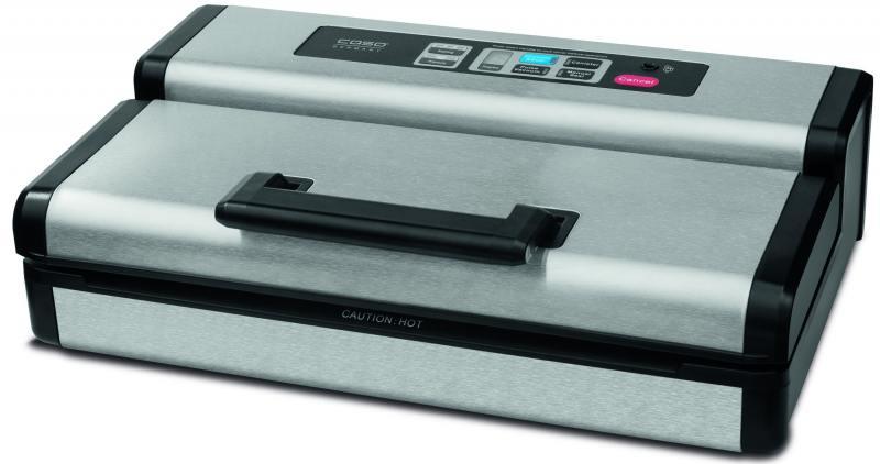 Вакуумный упаковщик CASO FastVAC 1000 вакуумный упаковщик redmond rvs m020 gray metallic