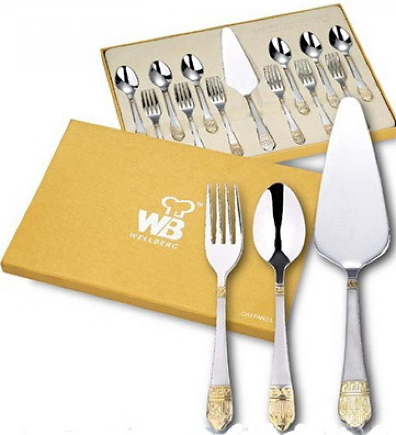 Кухонный набор Wellberg WB-8150 13 предметов