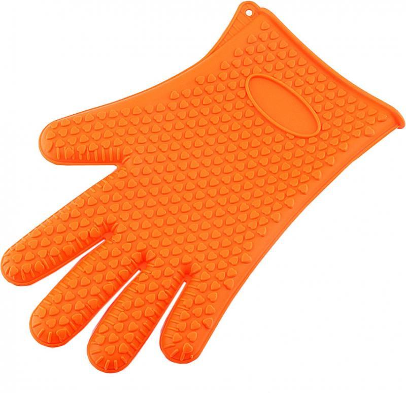 Прихватка-перчатка Mayer&Boch МВ-21989-3 силикон оранжевый