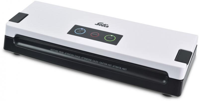 Вакуумный упаковщик Solis Vac Quick вакуумный упаковщик redmond rvs m020 gray metallic
