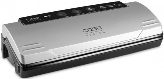 Вакуумный упаковщик CASO VC 11 вакуумный упаковщик redmond rvs m020 gray metallic