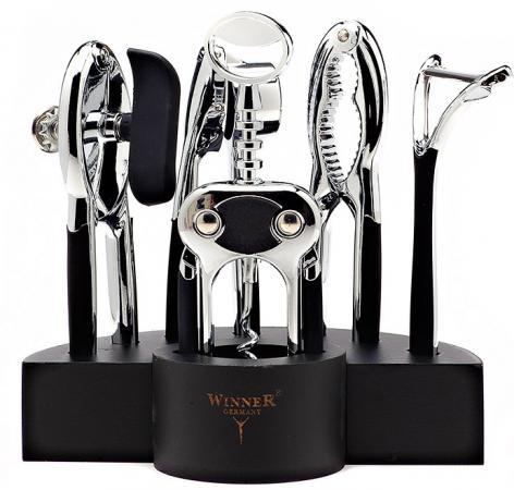 Набор открывалок Winner WR-7100 6 предметов цены онлайн