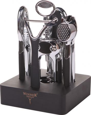Набор открывалок Winner WR-7101 6 предметов набор кастрюль winner wr 1103 6 предметов нержавеющая сталь