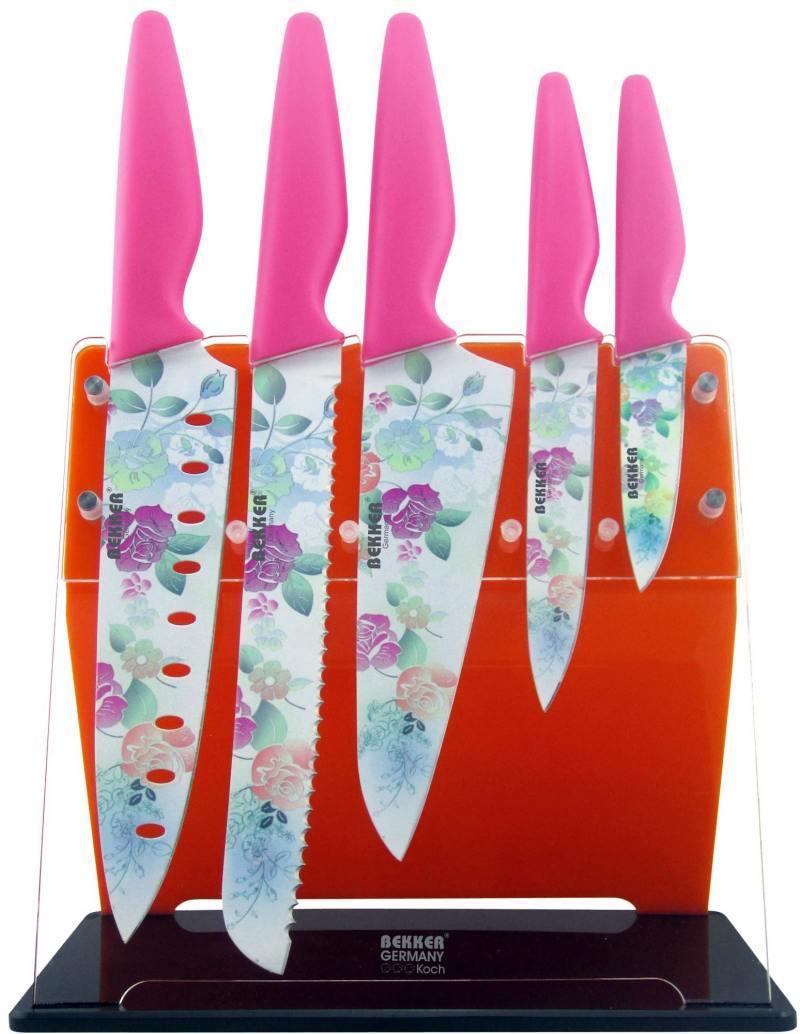 Набор ножей Bekker BK-8446 6 предметов