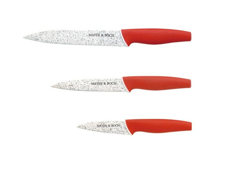 Набор ножей Mayer&Boch 24891 3 предмета