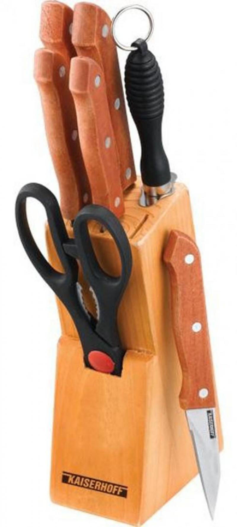 Набор ножей Wellberg WB-290