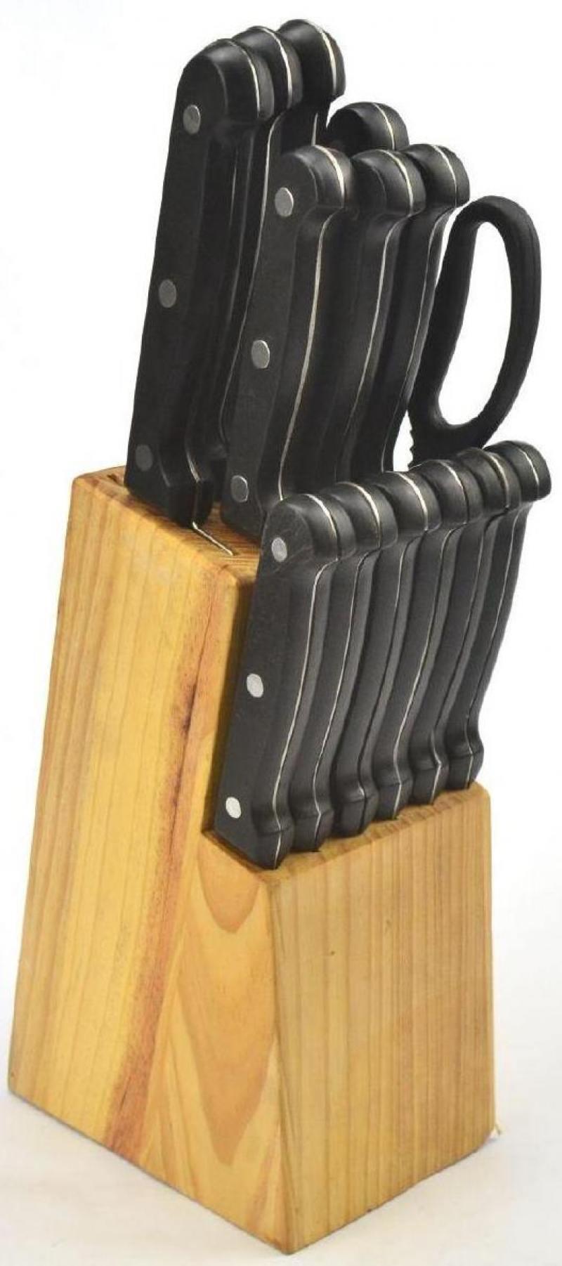Набор ножей Bekker BK-8457 15 предметов