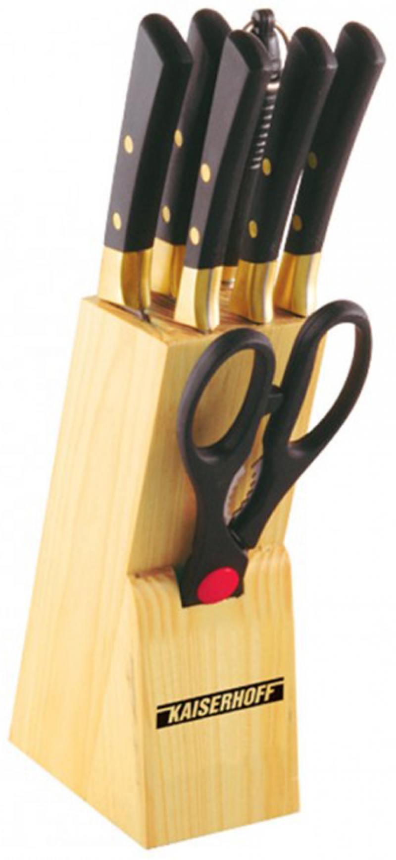 Набор ножей Wellberg WB-5124 wellberg wb 6239 bionic