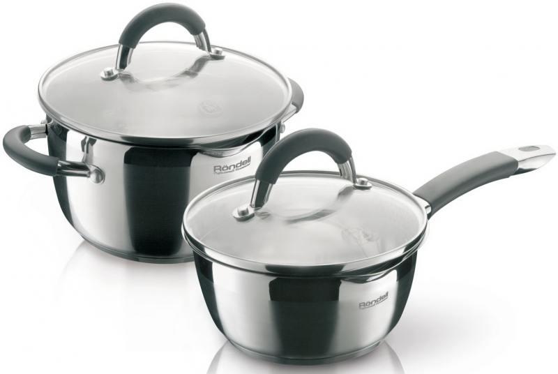 Набор посуды Rondell Flamme RDS-340 4 предмета