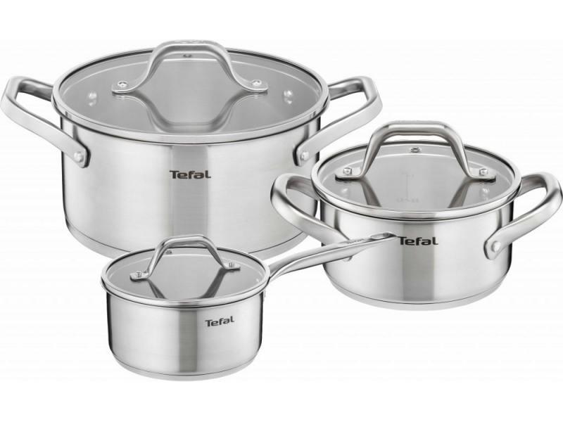 Набор посуды Tefal Hero E825S374 6 предметов