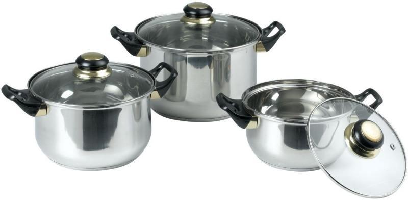 Набор посуды Bekker Classik BK-950 6 предметов от OLDI