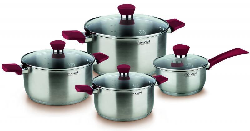 Набор посуды Rondell Bojole RDS-818 8 предметов