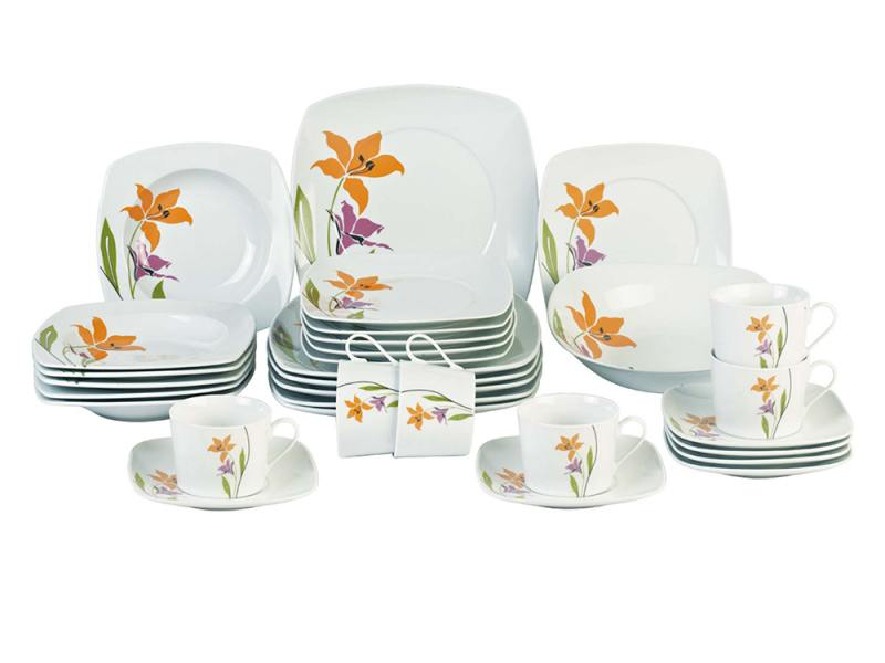 Набор посуды Bekker BK-7275 31 предмет