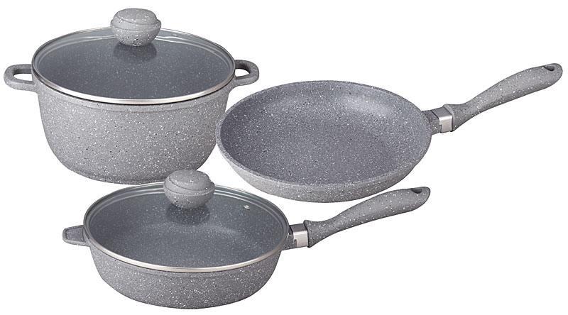 Набор посуды Bekker BK-4600 5 предметов набор посуды bekker jumbo вк 962