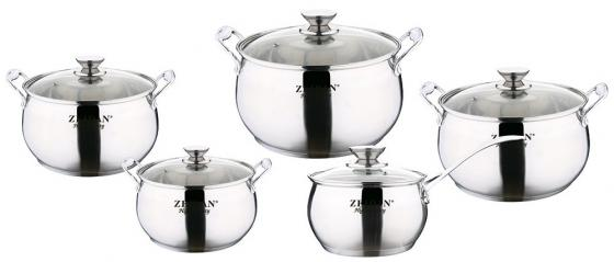 Набор посуды Zeidan Z-51101 1pcs free shipping 51100 51101 51102 51103 zro2 full ceramic thrust ball bearing 10x24x9 12x26x9 15x28x9 17x30x9mm