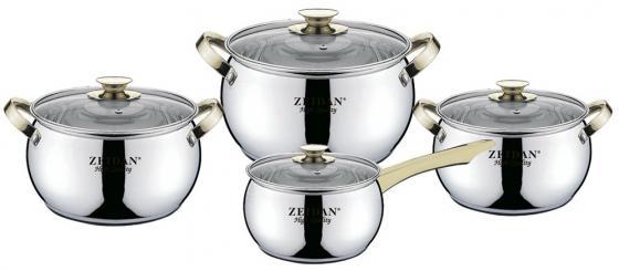 Набор посуды Zeidan Z-50805 набор посуды zeidan z 51101