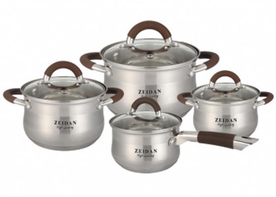 Набор посуды Zeidan Z-50803 набор посуды zeidan z 51101