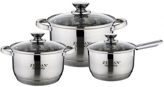 Набор посуды Zeidan Z-50625 kinklight 2132