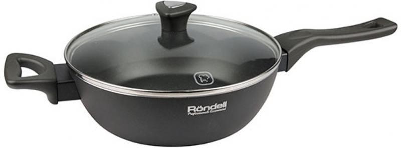 Сотейник Rondell 583-RDA 26 см алюминий сотейник rondell rda 508 koralle