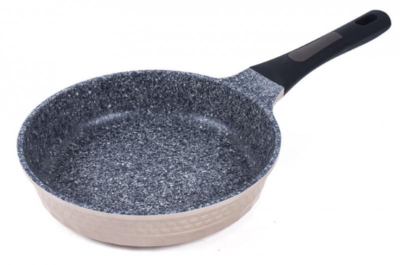 Сковорода ENDEVER 262-Aquarelle 26 см алюминий полотенца банные aquarelle полотенце aquarelle размер 70 140см серия таллин цвет ваниль