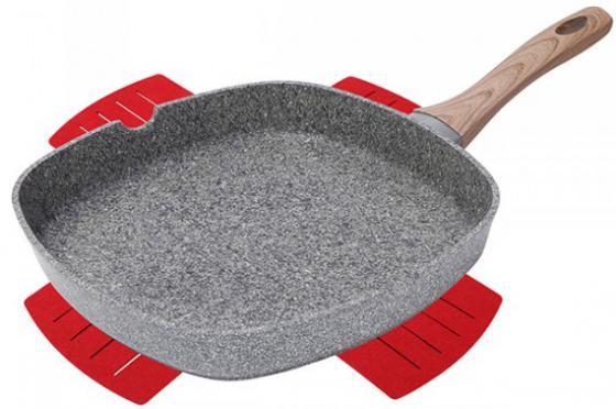 Сковорода-гриль Bergner BG-7979 Granit Eco weissgauff classic 695 eco granit чёрный