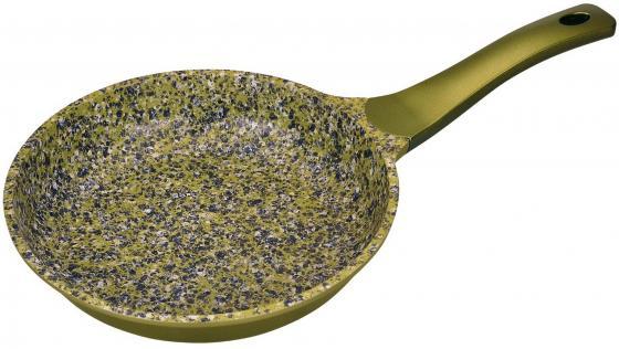 8169-WR Сковорода WINNER 20 см GREEN STONE с гранитным покр. сковорода с а приг покр d 20 без крышки 1103562