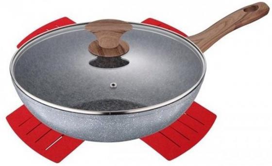 Сковорода Bergner BG-7973 Granit Eco 24см стоимость