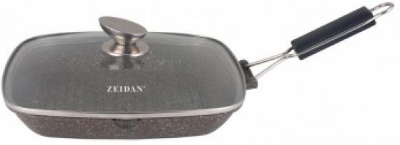 Сковородка-гриль Zeidan Z50261 алюминий электрическая дрель sturm id2151