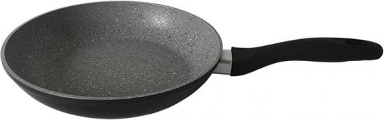 24-Stone-Grey Сковорода алюминиевая с мраморным покрытием ENDEVER