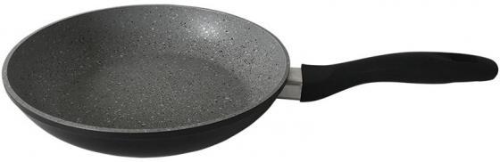 26-Stone-Grey Сковорода алюминиевая с мраморным покрытием ENDEVER endever stone grey 26 см
