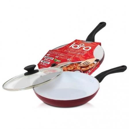 Сковорода LARA LR01-30 сковорода lara lr01 35
