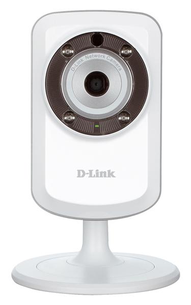 Интернет-камера D-Link DCS-933L Беспроводная 802.11N сетевая камера d link d link dcs 930l 640x480