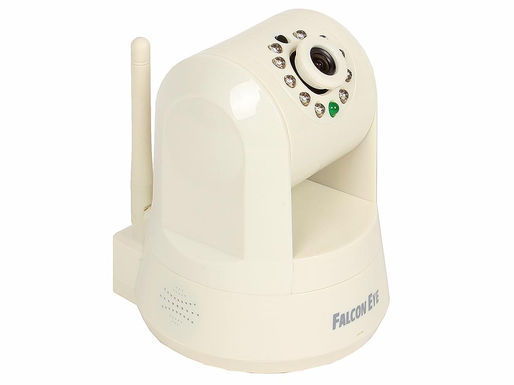 Камера Falcon Eye FE-MTR1300Wt  Поворотная беcпроводная  IP-камера 1300 Мп.Белая от OLDI
